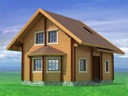 Проектирование и строительство загородных коттеджей в Екатеринбурге