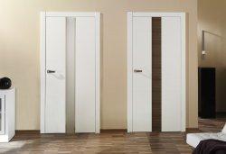 Цены на межкомнатные двери из шпона