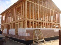 Строительство каркасного дома под ключ от компании Колосов Хауз
