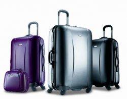 Разновидности чемоданов по типу материала